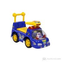 Sunny Baby 3216 Space Racer İlk Adım Arabası / Mavi