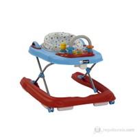 Prego Baby 5025 Luna Yürüteç / Kırmızı