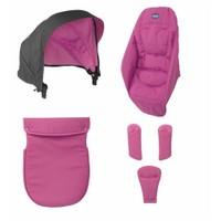 Chicco Urban Bebek Arabası Renk Paketi / Cyclamen