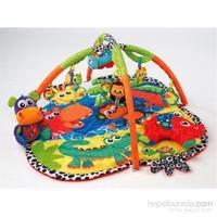 Playgro Mutlu Orman Işık ve Sesli Oyun Halısı