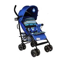 Babyhope Nexus Baston Bebek Arabası Mavi