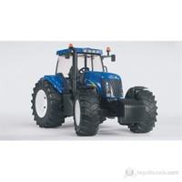 Bruder New Holland T8040 Traktör - 03020