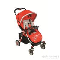 Kraft Pratic Bebek Arabası / Kırmızı