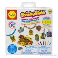 Alex Shrinky Dinks& Pony