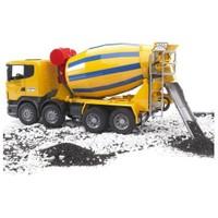 Bruder Scania R-Serisi Beton Mikser İş Makinası