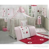 Kidboo Little Ladybug Park Yatak Uyku Seti