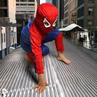 Örümcek Adam Kostümü - 3 Beden L