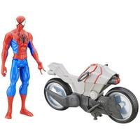 Spiderman Titan Hero Araç Ve Figür Set