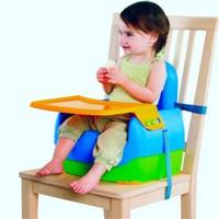 Kidskit Tasınabilir Tablalı Yükselen Mama Sandalyesi