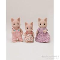 Sylvanian Families Cat Family