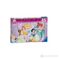 Wd Prensesler Super 100 Parçalı
