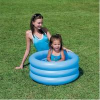 Bestway 3 Halkalı Renkli Çocuk Havuzu - 51033 (70 cm. X 30 cm.)