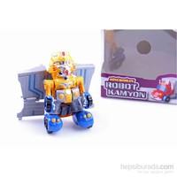 Learning Toys Işıklı ve Sesli Dönüşebilen Robot Kamyon
