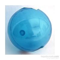 Düz Yüzey Mavi Zıplayan Top