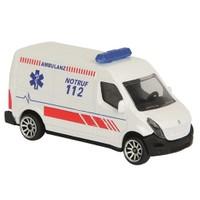 Renault Master Ambulans Majorette