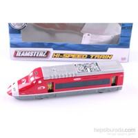 Nani Toys Işıklı ve Sesli Yüksek Hızlı 1/55 Diecast Tren
