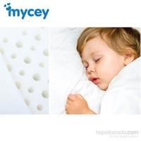 Mycey Boğulmayı Önleyici Yastık - Pamuk, Nefes Alabilen Kılıf İle