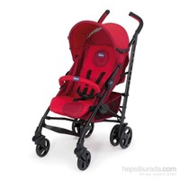Chicco Lite Way Complete BB Baston Bebek Arabası / Red