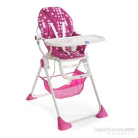 Chicco Pocket Lunch Mama Sandalyesi / Miss Pink