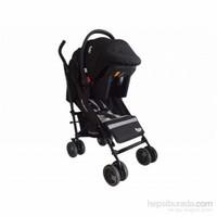 Baby Hope Genius Travel Sistem Bebek Arabası Siyah Gri