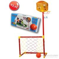 Portatif Kale & Basket Potası
