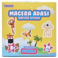Toizuu Macera Adası Kutulu Puzzle
