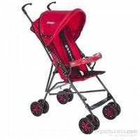 Beneto Rossi Baston Bebek Arabası Kırmızı