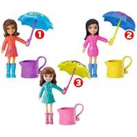 Polly Pocket Ve Arkadaşları Yağmur Eğlencesinde