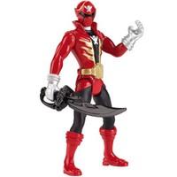 Power Rangers Süper Megaforce Red Ranger Figür 10 Cm