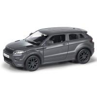 Rmz City Die Cast 1:36 Range Rover Evoque Matte Black Edition