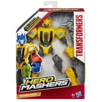Transformers Hero Mashers Figür Bumblebee