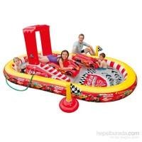 İntex Intex Cars Kaydıraklı Oyun Havuzu