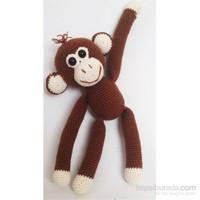 Damla Oyuncak Oyun Arkadaşım Uzun Bacaklı Maymun