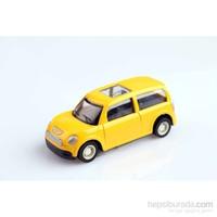 Nani Toys Çek Bırak Metal Araba