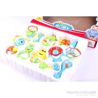 Nani Toys Mirth Angel Baby Bell Combination 12'li Oyun Seti