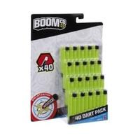 Boomco 40'Lı Dart Paketi Yeşil