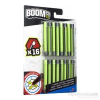 Boomco Ekstra Dart Paketi Yeşil Siyah Çizgili