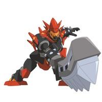 Bandai Lbx Destroyer