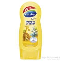 Bübchen Şampuan Ve Duş Jeli Safari 230 Ml