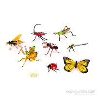 Insect King (Böcekler) 3D Parçalı Puzzle