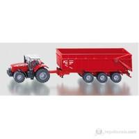 Siku Messey Fargusan Traktör ve Trailer