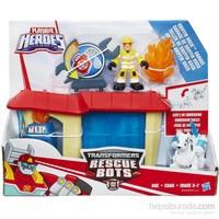 Transformers Rescue Bots Macera Seti Yangın Kurtarma