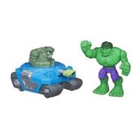 Playskool Hulk Araç Ve Figür Jumper