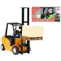 Cargo Master Forklift Sarı