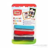 Baby Toys Oyuncak Kordonu Üçlü