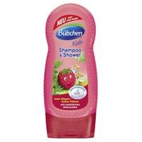 Bübchen Çocuk Şampuan& Duş Jeli Frambuazlı
