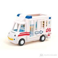 Wow Oyuncak Robin Tıbbi Kurtarma (Robin's Medical Rescue)