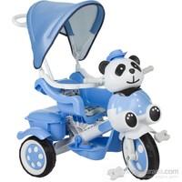 Asyamo Süper Panda Üç Teker Çocuk Bisikleti