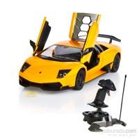Joystik Kumandalı 1:14 Lisanslı Lamborghini, Sarı