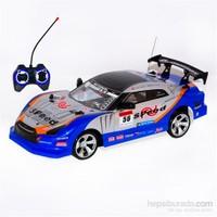 Drift Champion U.K. Şarjlı 1:14 Araba, Mavi Thunder